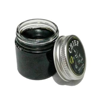 Harga Pomade Chief Solid Black Mini Travel Size 1.2 Oz Heavy Water Based