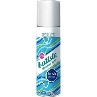 Batiste Dry Shampoo Fresh 150 ml Made In Europe