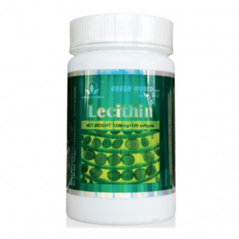 Harga Green World Lechitin Softgel