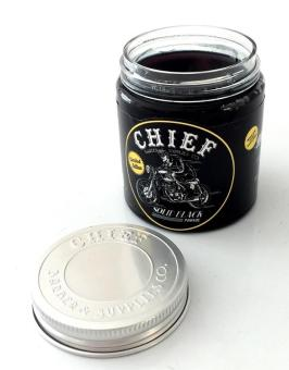 Harga Chief Pomade Solid Black Pomade - Waterbased - 4.2 oz