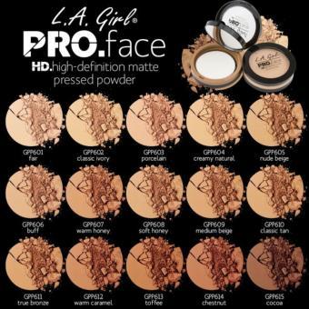 harga makeup la girl
