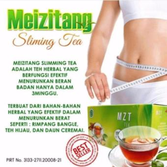 Harga Meizitang Sliming Teh / Mzt Sliming Tea / Meizitang Slim Tea