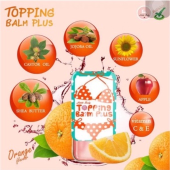 Harga Topping Balm Plus Cream By Little Baby Original Thailand