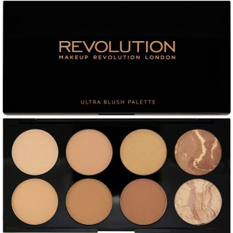 Makeup Revolution Bronze Palette All About Bronze