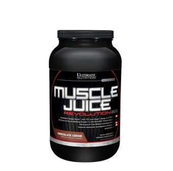 Harga Ultimate Nutrition Muscle Juice Revolution 4.69 lb - Chocolate