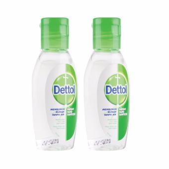 Dettol Sabun Cuci Tangan Skincare Refill 200 mL 2 pcs 2 Source Dettol .