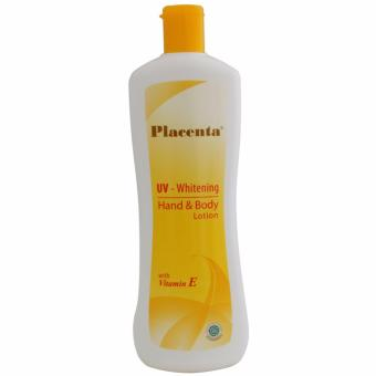 Harga Placenta Hand and body lotion Vit E Kuning - 500ml