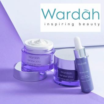 Harga Wardah Renew You Paket Serum - 30 Gr