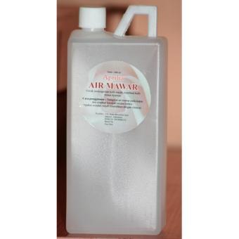 Aprilia Air Mawar (1000ml) - Toner, Penyegar wajah, perawatan wajah, kecantikkan
