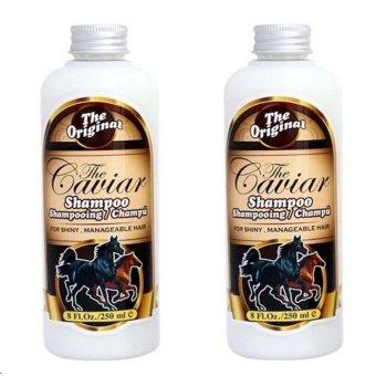 Harga shampoo caviar