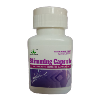 Harga Green World Slimming Capsule