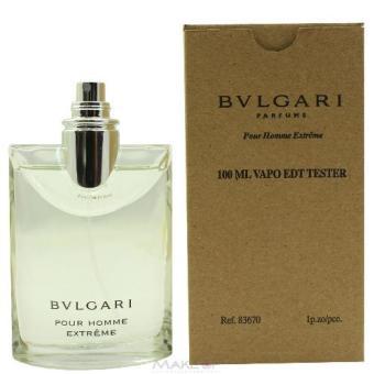 Harga Terbaru Bvlgari Parfum/Bulgari Extreme EDT 100 ml Tester for Man