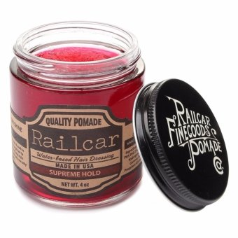 Harga Railcar Pomade Supreme Hold Heavy Waterbased