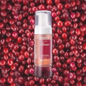 Harga Neogen Dermalogy Real Fresh Foam Cranberry