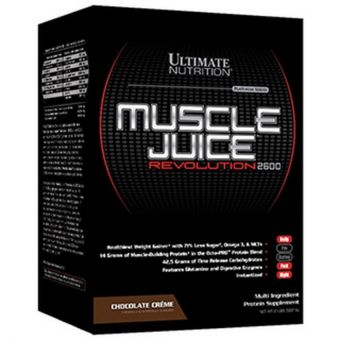 Harga Ultimate Nutrition muscle juice 2lbs revolution Coklat