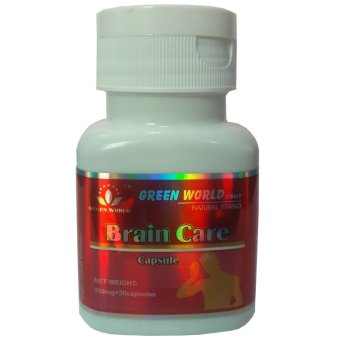 Harga Green World Brain Care Capsule