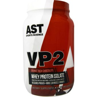 Harga AST VP2 Whey Isolate 2 Lbs White Double Rich Chocolate