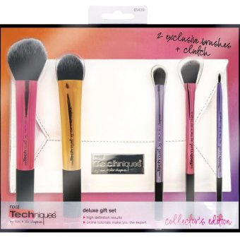 Harga Real Techniques Deluxe Gift Set Limited Edition