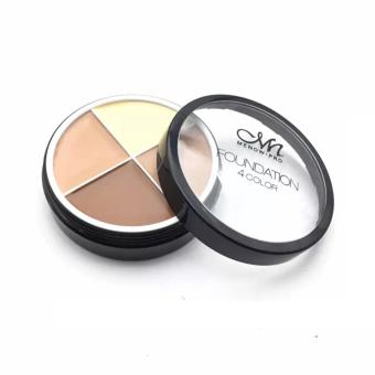 ... MN Menow Pro Foundation Concealer 4 Color For Shading Contouring Corrector Shade No