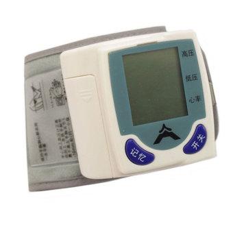 Mittagong Monitor Tekanan Darah Lengan Dengan Manset Hitam Source · NiceEshop Rumah Pergelangan Tangan Manset Tekanan