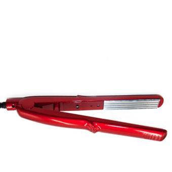 Alldaysmart Alat Pelurus Rambut/Catok Rambut Iron 8868 Berbentuk sedikit Kriting-