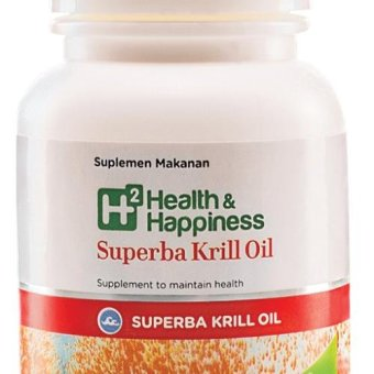 Harga H2 Health and Happiness Superba Krill Oil
