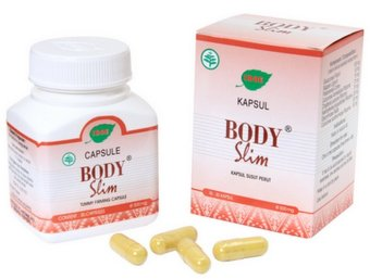 Harga Jamu IBOE Body Slim Herbal Supplement 3 botol @30 kapsul