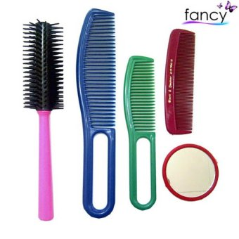 Harga Fancy Sisir Set (5 pieces)