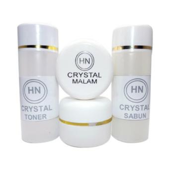 Harga Cream Hn Crystal Embos 30 gr original