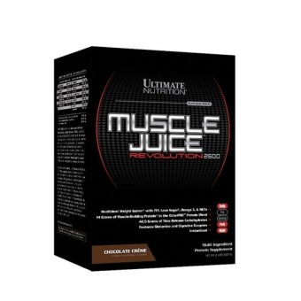 Harga Ultimate Nutrition Muscle Juice Revolution - Chocolate - 2 lbs