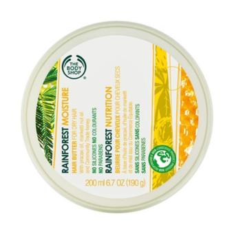 Harga The Body Shop Rainforest Moist Hair Butter 200ml