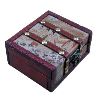 Rotary Tattoo Motor Liner Shader Machine Wooden Box Supplies .