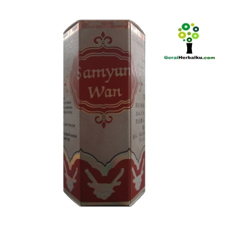 Harga Sam Yun Wan Original Herbal Penggemuk Badan