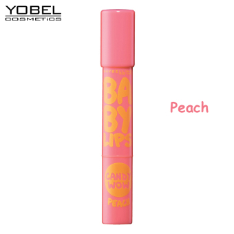 Harga Maybelline Baby Lips Candy Wow Fruity Color Lip Balm - Peach