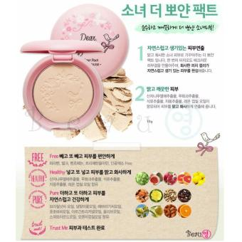 Etude House Precious Mineral BB Cream Blooming Fit W13 60g . Source · Etude House Dear Girls Be Clear Pact Compact Powder Bedak Padat 2 .