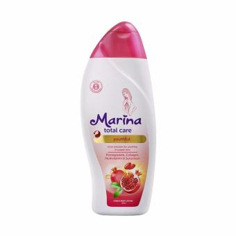 Harga Marina Total Care Youthful Hand and Body Lotion [500 mL]