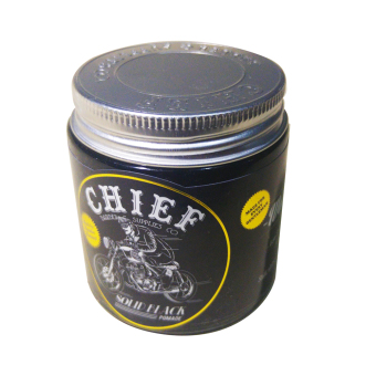 Harga Water Based Chief Solid Black Pomade (Pomade Chief SB Berbasis Air)