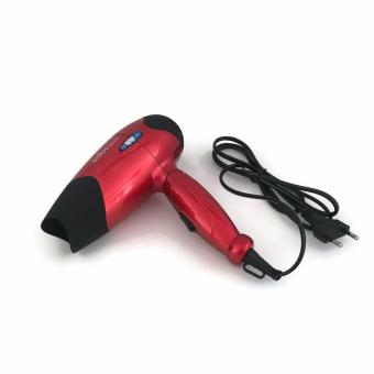 Harga Braun Super Fashion and Ion Hair dryer-BL 9920- Merah