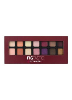 Harga City Color Figtastic Palette