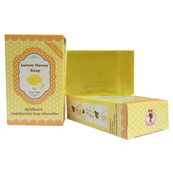 Harga Wink White Gluta Soap - Lemon