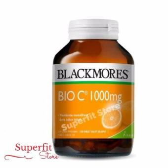 Harga Blackmores Bio C 1000 mg BPOM Kalbe - 150 Tablet