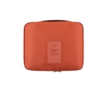 Harga EZY Travel Cosmetics Organizer Orange