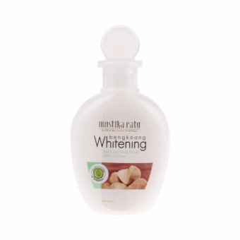 Harga Mustika Ratu Hand and Body Lotion - Whitening 150 mL