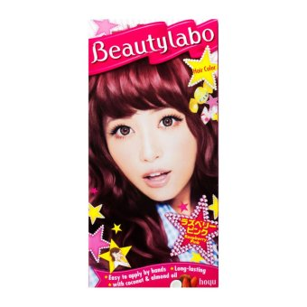 Harga Beautylabo Hair Color Raspberry Pink R7