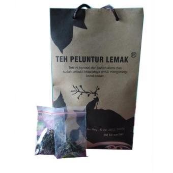 Teh Peluntur Lemak ( TPL ) - 60 Sachet ...