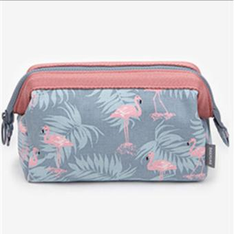 Harga EZY Cube Pouch MEDIUM (Flamingo)