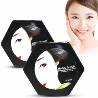 ... Foto Produk Fpd Magic Glossy Cream Paket Perawatan Wajah Beauty Herbal Crea Pagi Malam Selengkapnya