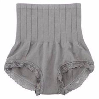 ... Munafie Slim Pant Korset Japan Pelangsing Celana allsize Abu Abu