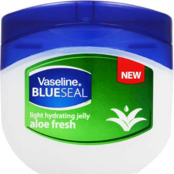 Harga Vaseline Petroleum Jelly Blueseal Aloe Fresh