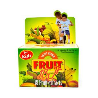 Harga Fruit 18 JR Multivitamin 30 Tablet